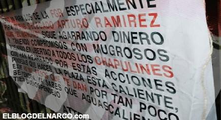 """Ejecuciones y narcomantas, así es la guerra """"invisible"""" que libran el CJNG y CDS en Aguascalientes"""
