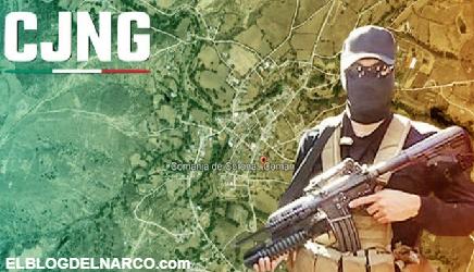 El CJNG tiene un campo de reclutamiento forzado en Comanja de Corona, Jalisco