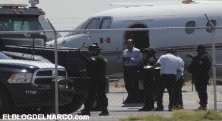 """Envían con los Gringos a José Pineda Arzate """"El Avispón"""" operador financiero del Mencho"""