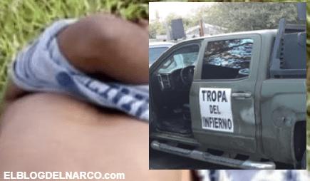 Fotos fuerte de el seguridad que perdió el rostro por enamorarse de la hermana de un narco