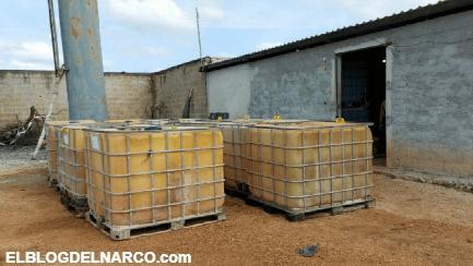 Golpe al narco en la tierra del Mayo Zambada, decomisan droga y un narcolaboratorio en Culiacán