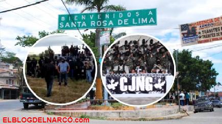 Guanajuato esta libre, tras caída de su líder El Marro El CJNG avanza a la Ciudad