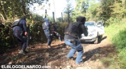 La Zona cero del Narco, CJNG levantan a conductores para convertirlos en sicarios