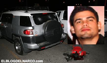 La ejecución de Édgar Guzmán hijo del Chapo termino con el sindicato del Narco la Federación