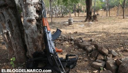 Mueren 2 miembros del CJNG en enfrentamiento con el Ejército en Michoacán