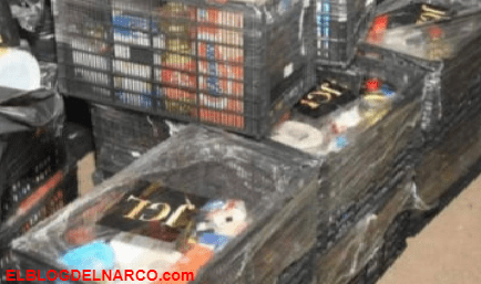 Regalan los chapitos 'chapo despensas' en asilo de Culiacán