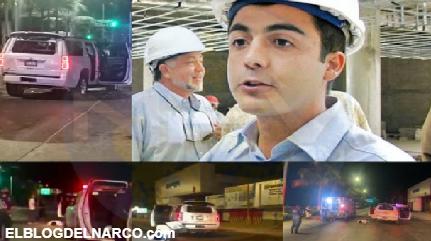 VIDEO A balazos, Así fue como Sicarios levantaron a Felipe Tomé en Puerto Vallarta