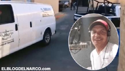 ¡Lamentable! Germán Fierro, conocido locutor de radio es localizado muerto en Sonora
