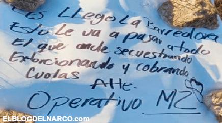 Arrecia la guerra del narco en Zacatecas, ejecutan a 7 personas el brazo armado del Mayo Zambada