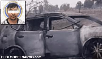 Cayo hombre relacionado con haber quemado a joven jinete y su novio dentro de vehículo