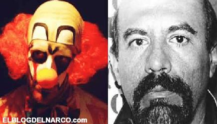 El día que El Chino Ántrax se disfrazo de payaso para ejecutar a Francisco Rafael Arellano Félix