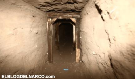 Encuentran narcotúnel en Perú ligado al Cártel de Sinaloa