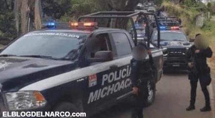 Enfrentamiento entre cárteles en Michoacán deja dos muertos y tres heridos