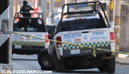 Guanajuato rompe récord de policías ejecutados por el CJNG y Cártel Santa Rosa de Lima