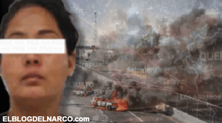 La Chola, la mujer que hizo arder caminos para que El Marro Cártel Santa Rosa de Lima escapara