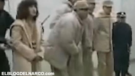 Por el amor al Chapo Guzmán una mujer termino podrida en reclusorio varonil de enfermos mentales