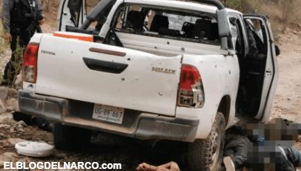"""Sangre y Fuego, las batallas que libra el Cártel de Sinaloa entre El Rusoy """"Los Chapitos"""""""
