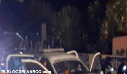 Sicarios en 3 blindados emboscaron en Los Aldamas, Nuevo León a Federales y Estatales en Navidad