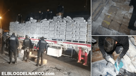 Tremendo golpe al narco mexicano, incautaron en Ciudad Juárez drogas con valor de mil millones de pesos