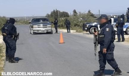 Violencia en Zacatecas, ejecutaron a 5 personas en territorio disputado por el CJNG y el C.D.S