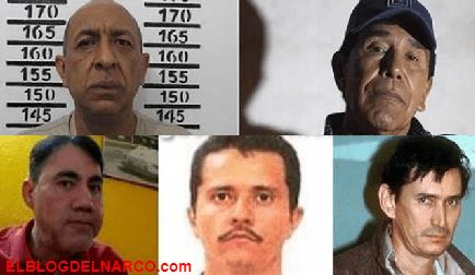 A qué se dedicaban los Capos Mexicanos antes de ser Narcos conocidos, violentos y empoderados