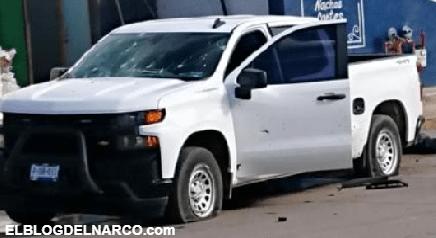 Corre la sangre en Chihuahua, Masacran a tres policías y a mujer en Nuevo Casas Grandes