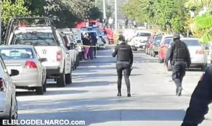 Ejecutan a 3 personas en el interior de una casa en San Nicolás, Nuevo León
