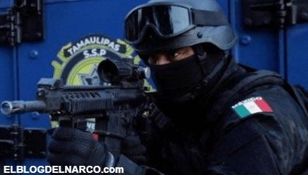 El Chino, un Policía Estatal recluto a compañeros para crear un grupo de Sicarios al Servicio del CDN