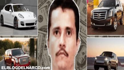 """""""El Mencho"""" y su colección de autos, los favoritos de Nemesio Oseguera Cervantes, líder del CJNG"""