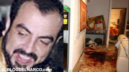 El día que El Barbas sumió en el terror en Acapulco con 2 cabezas clavadas en la reja de una dependencia oficial