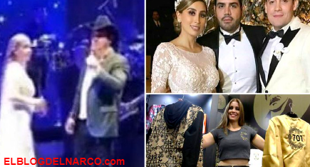 El día que la hija del Chapo se casó en Culiacán, la boda que sorprendió por sus lujos y exceso de seguridad