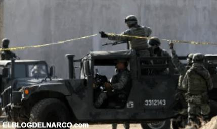 En territorio del Mencho, ejecutan a 3 jovencitos con tiro de gracia y tiran los cuerpos en aguas negras