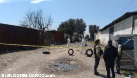 FOTOS Así dejaron a tres jovencitos tras matanza en territorio del Cártel Jalisco Nueva Generación
