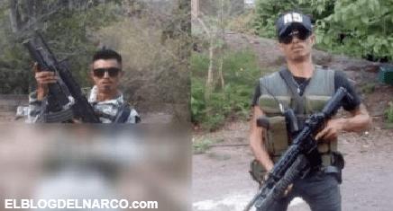 """FOTOS: Uniformado como Guardia Nacional pero con botas mal amarradas """"El R5"""" patrulla Michoacán"""