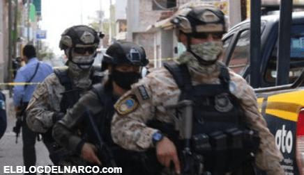 LaGuardia Nacional tomó el control de Juventino Rosas, bastión del Cártel de Santa Rosa de Lima