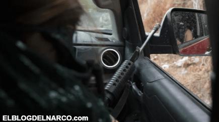 Mujeres con bebés en brazos toman las armas para hacer frente a al 'Mencho' en Michoacán