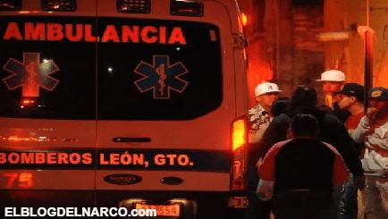 Salda con cinco muertos masacre en Guanajuato