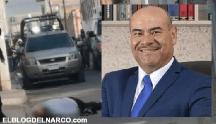 Sicarios ejecutan en Guanajuato a Juan Antonio Acosta Cano Diputado del PAN