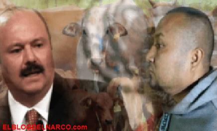 El día que El Marro le compró ganado al ex gobernador Duarte del PRI