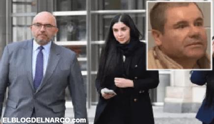 Abogado de el capo Chapo Guzmán y Emma Coronel arremete contra AMLO