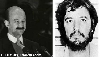 Carlos Salinas de Gortari y sus reuniones con El Señor de los Cielos que le dejaban millones de dólares