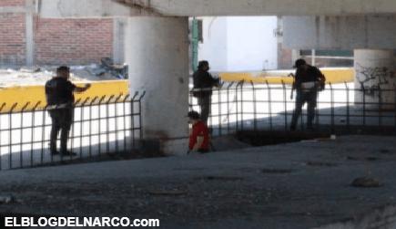 Ejecutan a Sargento del Ejercito y abandonan el cuerpo debajo de un puente de Culiacán, Sinaloa