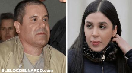 """El misterio que rodea la captura de Emma Coronel y el papel que jugaron el """"Chapo"""" y sus gemelas"""