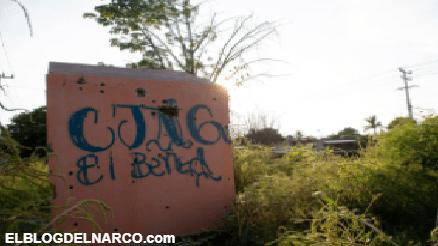 Habitantes de Aguililla, Michoacán, denunciaron que son usados como escudo humano por el CJNG