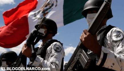 Infiltraciones del narco y violación a los derechos humanos, los peligros del poder militar en México