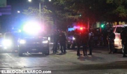 Sicarios emboscan a Agentes Federales de la FGR en Culiacán, Sinaloa