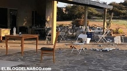 Ataque de comando armado en el Valle de Guadalupe deja tres muertos y 9 lesionados