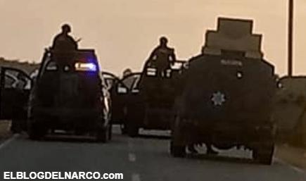 """Blindan El Dorado, Sinaloa por amenazas de muerte a la Familia de Dámaso López """"El Licenciado"""""""