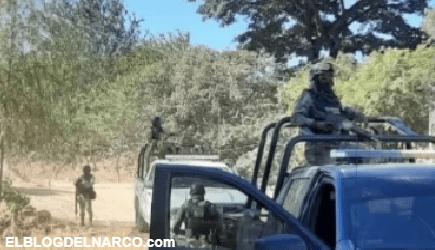 Cae líder de un grupo delictivo en Choix, Sinaloa, se especula es integrante de la familia Jacobo en guerra por las plazas