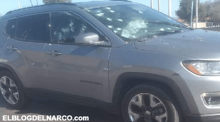 Comando acribilla a personas que viajaban en Carretera de Hermosillo